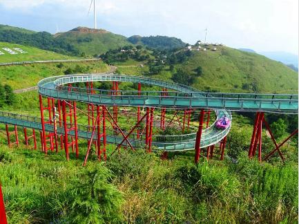 中力旅游游乐设备官方网站建设